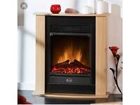 Dimplex figaro electric fire place suit