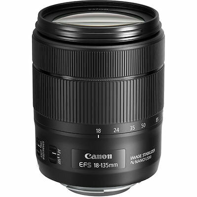 Canon EF-S 18-135mm f/3.5-5.6 IS USM Lens 1276C002