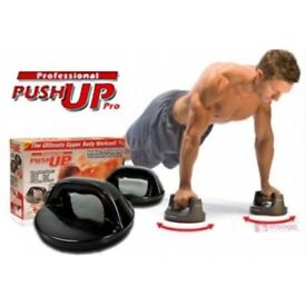 Push Up Pro for great home pushups