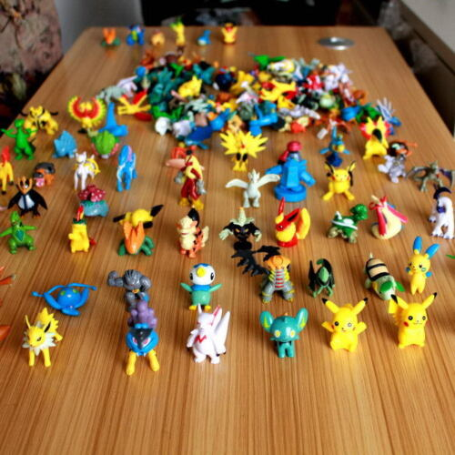NEW 24pcs Mini Lovely Lots 2-3cm Pokemon Monster Mini Random Pearl Figures