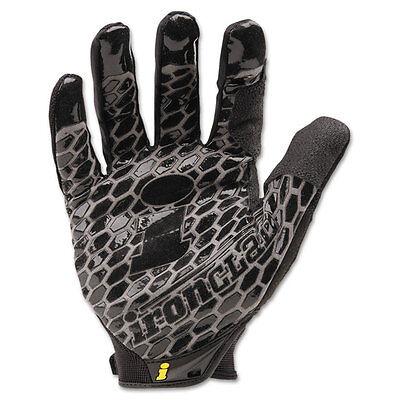 Ironclad Box Handler Gloves 1 Pair Black Large