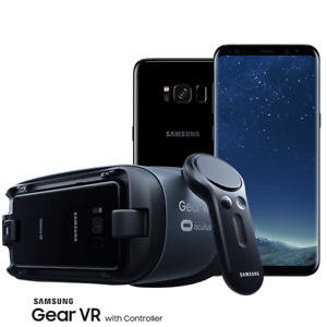 Samsung Galaxy S8 Plus ***PERFECT CONDITION W/ Free GEAR VR***