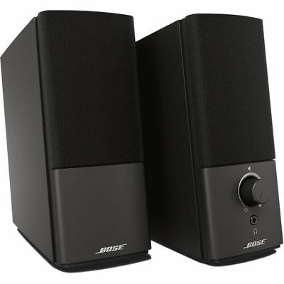 Bose Companion 2 Series III Stereo Computer Speaker System
