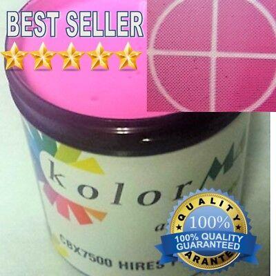 Professional Hirez Pink Sbq Photo Polymer Textile Screen Print Emulsion - Quart