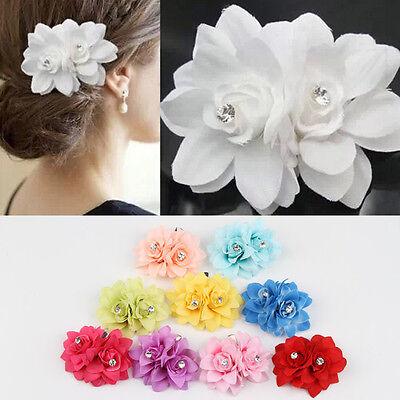 Clip Pin Für Die Braut Hochzeit Abschlussball Geschenk Mode (Clips Für Die Haare)
