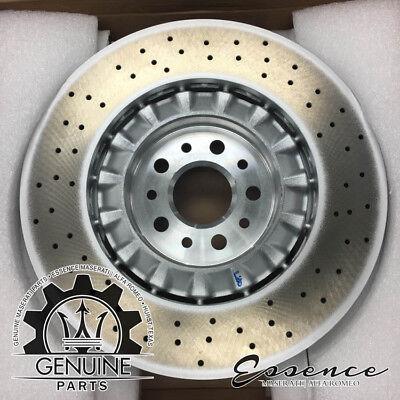 Genuine Maserati Parts_Levante Front Brake Disc 670037769