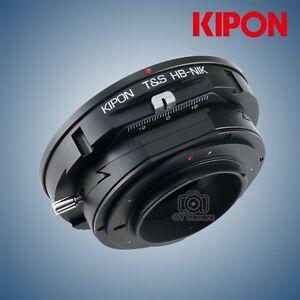 Kipon-Tilt-Shift-Adapter-for-Hasselblad-V-Mount-CF-Lens-to-Nikon-F-Camera