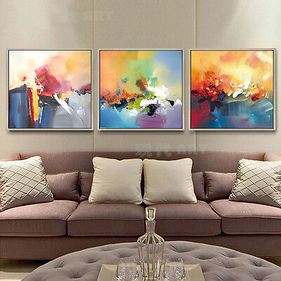 CHENPAT59 modern abstract wall art oil painting 100% hand-painted on canvas for sale  Shipping to Canada