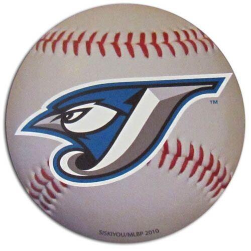"""Toronto Blue Jays Baseball Magnet 4.5"""" Indoor Outdoor Grade Mlb Licensed"""