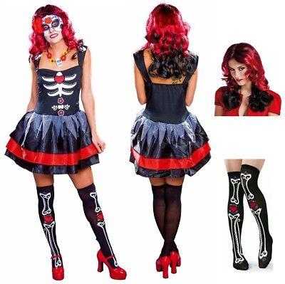 - Tag Der Toten Kostüme Kleid