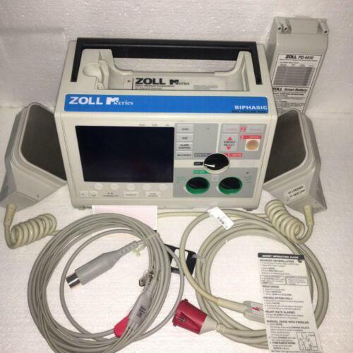 Zoll M-Series Dafibrillator