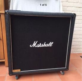 MARSHALL 1960B 4x12 Cab