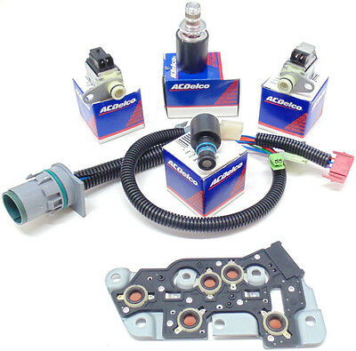 Transmission Solenoid Kit w/Harness 4L80E Chevrolet GM NEW 1991-2003  (99083)*