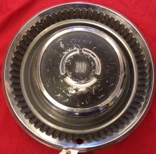 "1969 69 CHRYSLER 300 15"" HUBCAP wheel cover cap oem vintage antique 2881824 334"