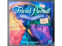 Trivial Pursuit 'Genus Edition'