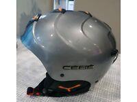 Cebe Snowboard Ski Helmet medium 58cm