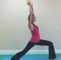 Yoga Classes!!! Space is limited!
