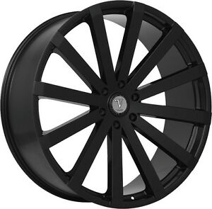 "MAGS 18"" JANTE 18 POUCE INCH NOIR CHROME VENTE BLOW OUT"