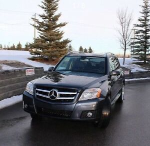 Mercedes Benz GLK 350 - AWD no accidents!