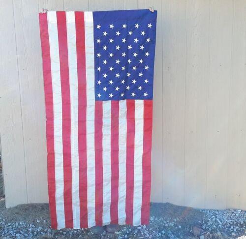 Rare US Flag, Vietnam War Era, US Property Dated 1975. 50 stars