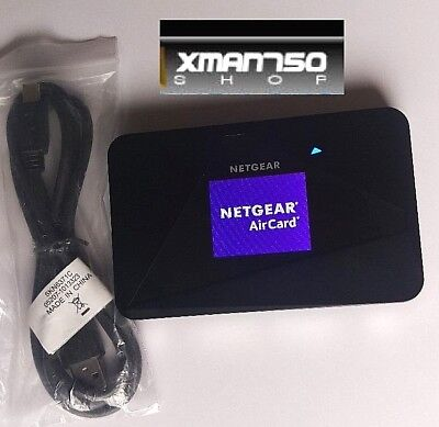 Netgear Aircard 785S Mobile Broadband Hotspot Super Fast 4G LTE UNLOCKED EE O2 3
