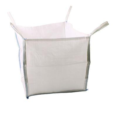 50 one Ton  Bulk Bag Builders Rubble Rubbish Sack Tonne NEW Garden Waste Storage