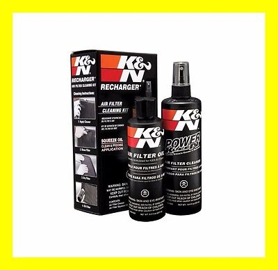 K&N 99-5050 Squeeze Air Filter Care Service Recharge Kit for Cleaning and Re-Oil