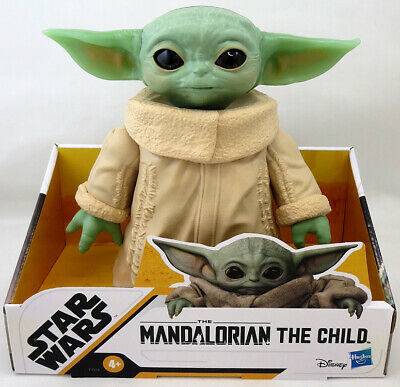 "Star Wars Mandalorian 6.5""Figure Large Scale Series The Child Baby Yoda IN STOCK"