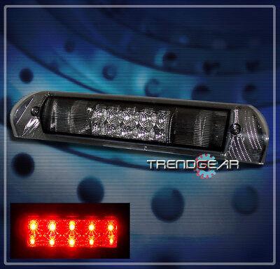2002-2009 DODGE RAM 1500 2500 3500 TRUCK LED THIRD 3RD BRAKE TAIL LIGHT SMOKE
