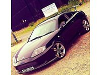 Hyundai coupe 2006 2.0 modified