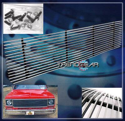 1973-1980 CHEVY/GMC C/K PICKUP SUBURBAN BLAZER UPPER BILLET GRILLE INSERT 1979