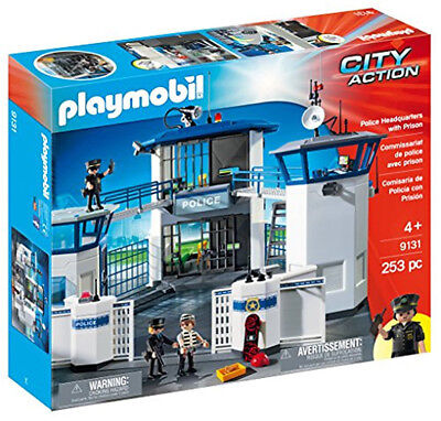PLAYMOBIL Police Headquarters with Prison 9131