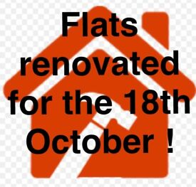 Newly renovated flat ! Available Soon ! 07706814372