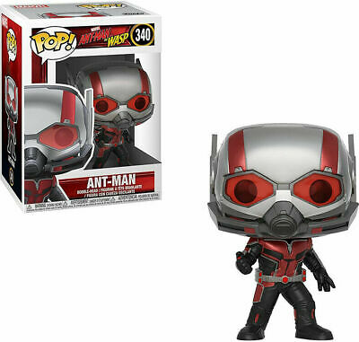 Funko POP! Marvel Ant-Man y la Avispa: Ant-Man
