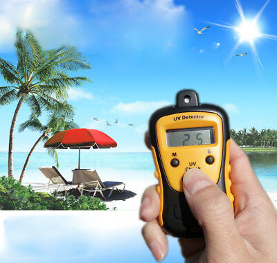 Smart High Precision Uv Detector Uv Strength Tester Uv Measuring Photometer Lcd