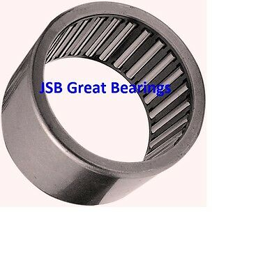 Qty. 2 Hk0810 Needle Bearing 8 X 12 X 10 Mm Needle Roller Bearings Tla810