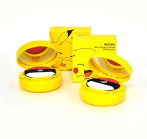 Tonymoly-Pokemon-Pikachu-Mini-Cover-Cushion-9g-Face-Makeup-Korea-Cosmetic