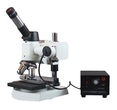 600x Metallurgical Metallograph Structure Grain Analysis Microscope W Xy Stage