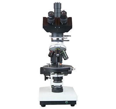 Professional Research Asbestos Polarizing Microscope - Bertrand Lens Retarders