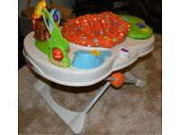 Fisher Price Snack 'N Play - activity seat with food tray