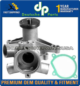 VOLVO-760-780-Engine-Cooling-Water-PUMP-Pumps-METAL-IMPELLER-With-Gasket-2-8V6