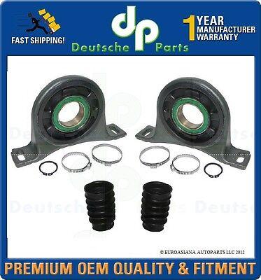 Mercedes Sprinter Propeller Drive Shaft Center Support Bearing 2 Set 06 07 08 09