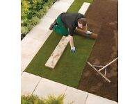 ASM TURFING SERVICES OF CAMBRIDGE - TOP QUALITY SEEDED GARDEN TURF SUPPLIED AND LAYED