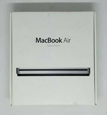 Apple USB SuperDrive A1379 External CD DVD Disk Drive for MacBook Air Mac Mini