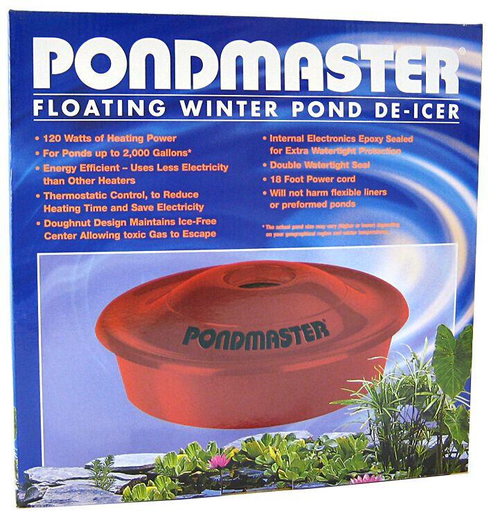 Pondmaster Floating Winter Pond De-Icer