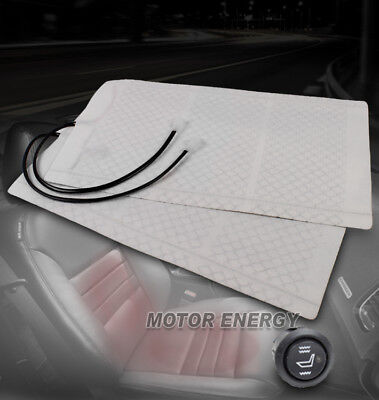 UNIVERSAL HEATED SEAT HEATER PADS W/HI/LOW SWITCH MAGNUM EXPEDITION FOCUS RANGER
