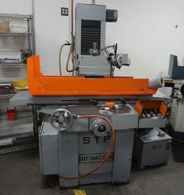 Supertec Stp-1428ad 3 Axis Auto Surface Grinder