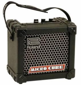 Roland Microcube Guitar Amplifier Cottesloe Cottesloe Area Preview