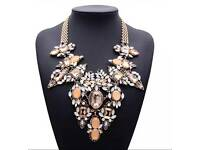 Statement necklaces and earings for sale