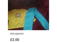 New Kids deagostini farm pyjamas size 6-7 years